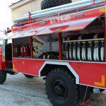 Тортехмаш производство пожарных лесопатрульных машин