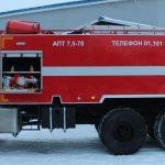 АПТ изготовлен на полноприводном автомобильном шасси КАМАЗ-65111 с колесной формулой 6х6.
