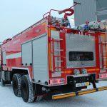 Пожарный автомобиль воздушно-пенного тушения тяжелого класса АПТ 7,5-70 (65111)
