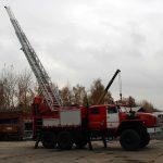Проведение аварийно-спасательных работ на высоте до 30 м.