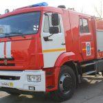 АПС 2,5-40/100-4/400 на шасси КАМАЗ
