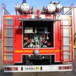 Пожарно-спасательный автомобиль среднего класса