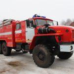 Автоцистерна пожарная АЦ 6,0 – 40 (4320) на шасси УРАЛ