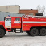 Автоцистерна пожарная АЦ 6,0 – 40 (4320)