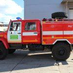 Автоцистерны пожарные лесопатрульные АЦ 1,6-40 (33088) на шасси ГАЗ