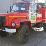 Автоцистерна пожарная АЦ 1,6 -40 (33088)Л имеет небольшие габариты и колесную формулу 4х4, используются в лесных массивах и труднодоступных местах, обладая хорошей маневренностью и повышенной проходимостью