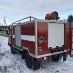 пожарная и аварийная техника Тортехмаш МПК-0.8