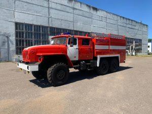 Автоцистерна пожарная АЦ 6,0-40