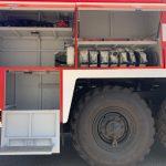 С хранения новые автоцистерны пожарные повышенной проходимости АЦ 6,0-40