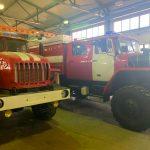 Пожарные автомобили без пробега АЦ 6,0-40