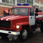 Пожарный автомобиль для тушения лесных пожаров АЦ-3.2 на базе ГАЗ - 33086 (4*4)
