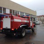 Пожарный автомобиль новинка АЦ-3.2 на базе ГАЗ - 33086 (4*4) по специальной цене