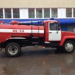 Автоцистерна пожарная АЦ-3.2 на базе ГАЗ - 33086 (4*4) с комплектацией пожарно-техническим вооружением